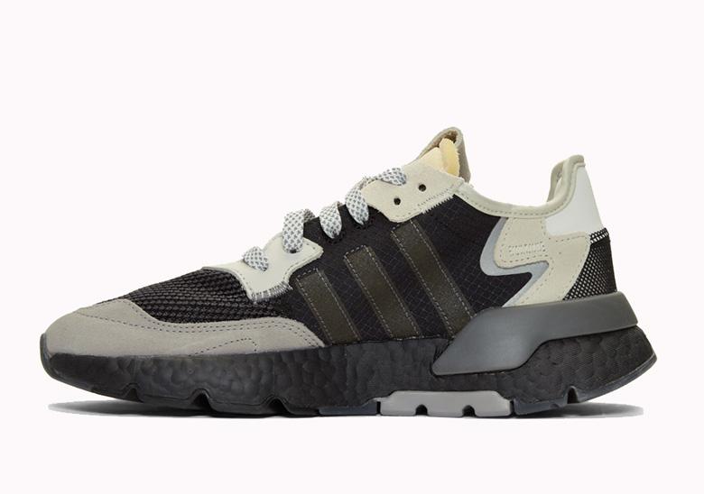 adidas Nite Jogger Black Carbon