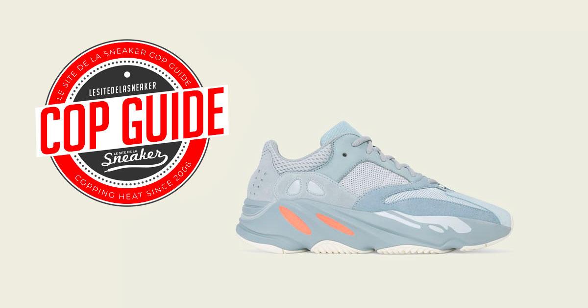 timeless design 22652 52a2c Comment cop la adidas Yeezy 700 Inertia ? - Le Site de la ...