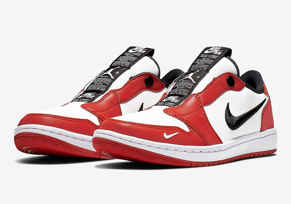 1 Slip Jordan Low Air Chicago rxeQdCoBW
