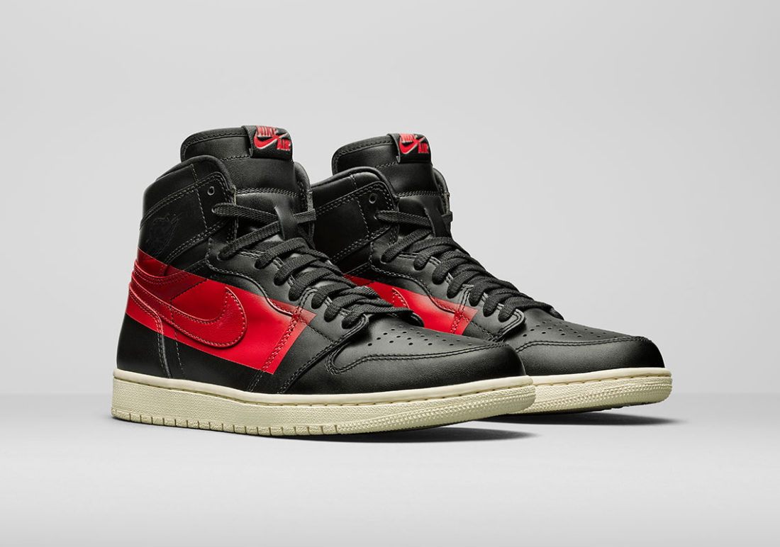 1 Defiant 'couture' High Air Og Retro Jordan QBxWredCo