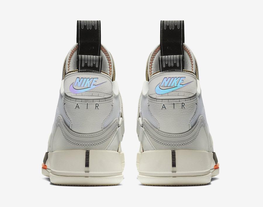 Air Jordan 33 'Vast Grey'