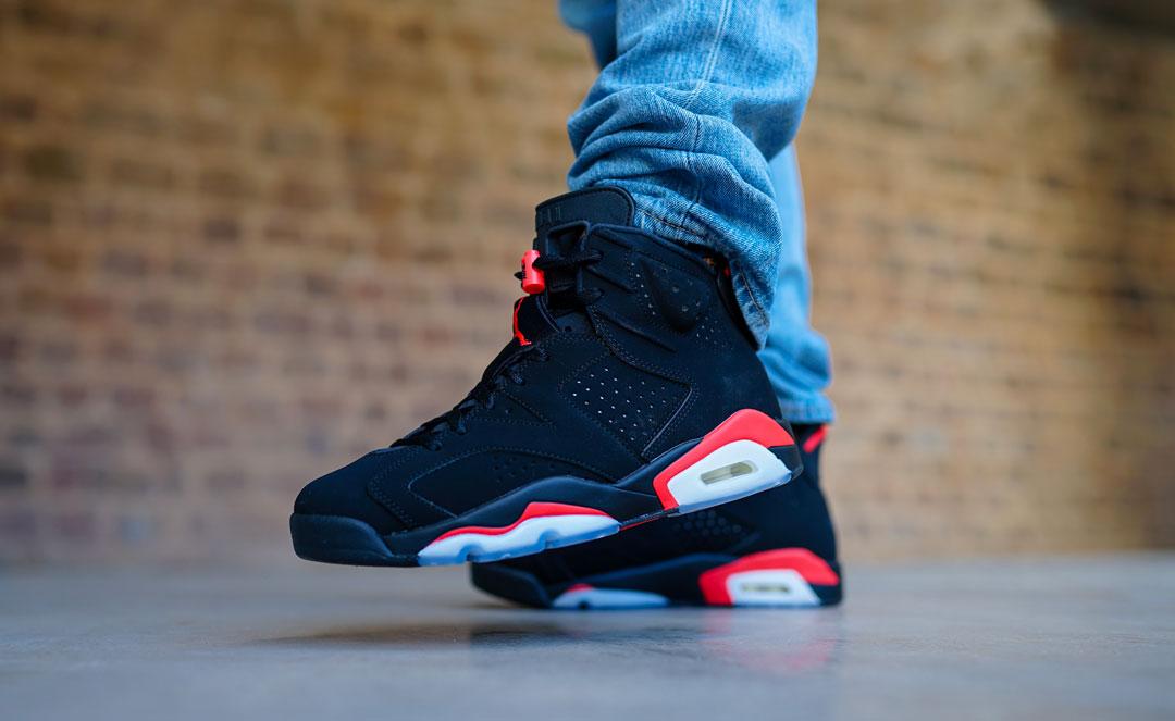 online store 7432e 30f52 La Air Jordan 6 Black Infrared 2019 © Le Site de la Sneaker