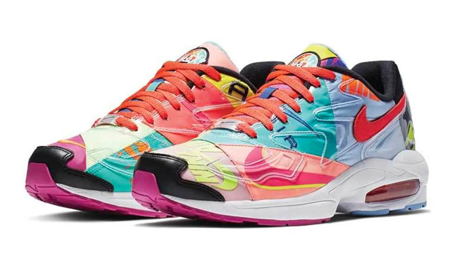 nike air max 2 light atmos femme