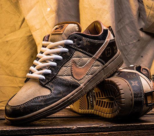watch 1997b 06851 BespokeIND x Nike SB Dunk Low
