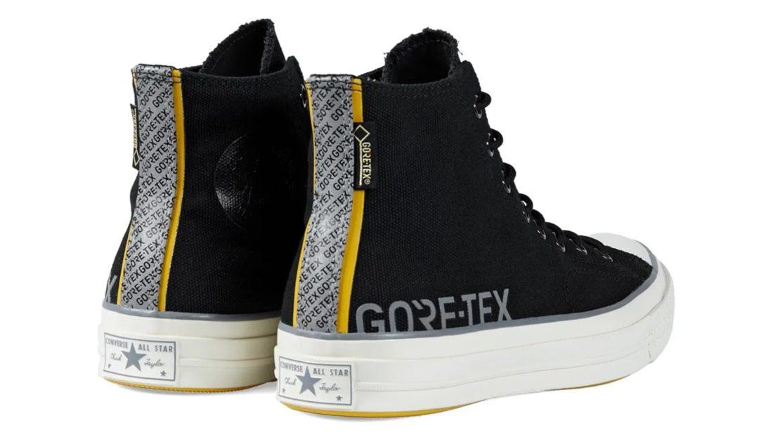 Carhartt WIP x Converse Chuck 70 High GORE-TEX Collection ...