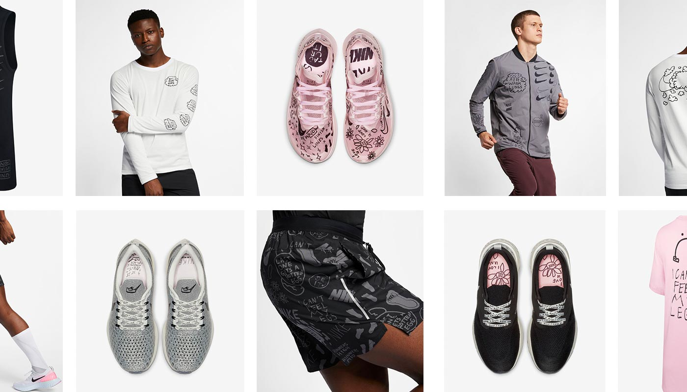 Sneaker Nike Une Nathan De Running La Bell Le Collection