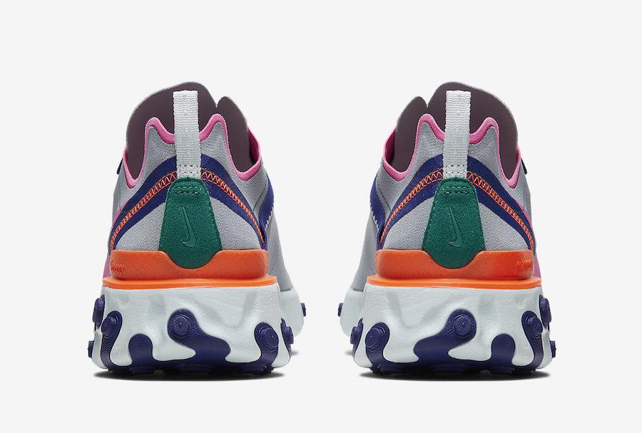 fe8cdf31535d Des couleurs ACG sur la Nike React Element 55 - Le Site de la Sneaker