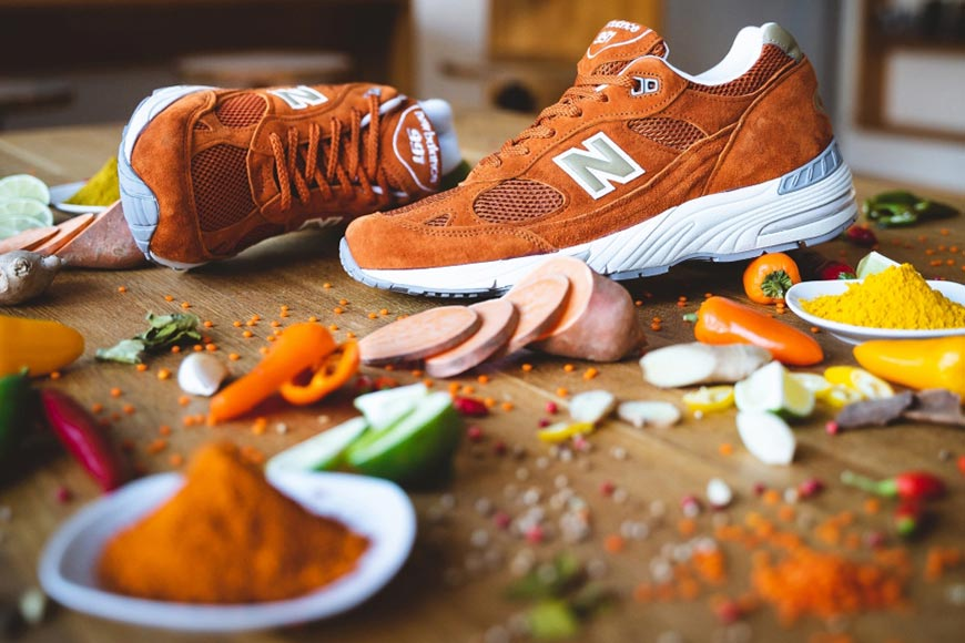 e3ffcb9c0d7bc New Balance 991 Burnt Orange - Le Site de la Sneaker