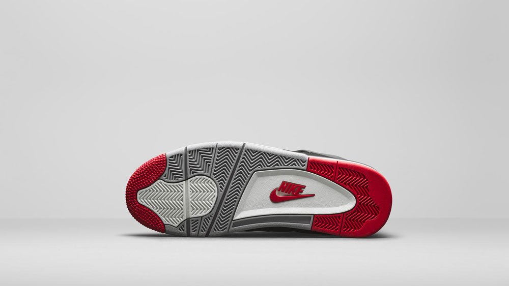 meilleures baskets 7c06f 98cfb Air Jordan 4 Bred