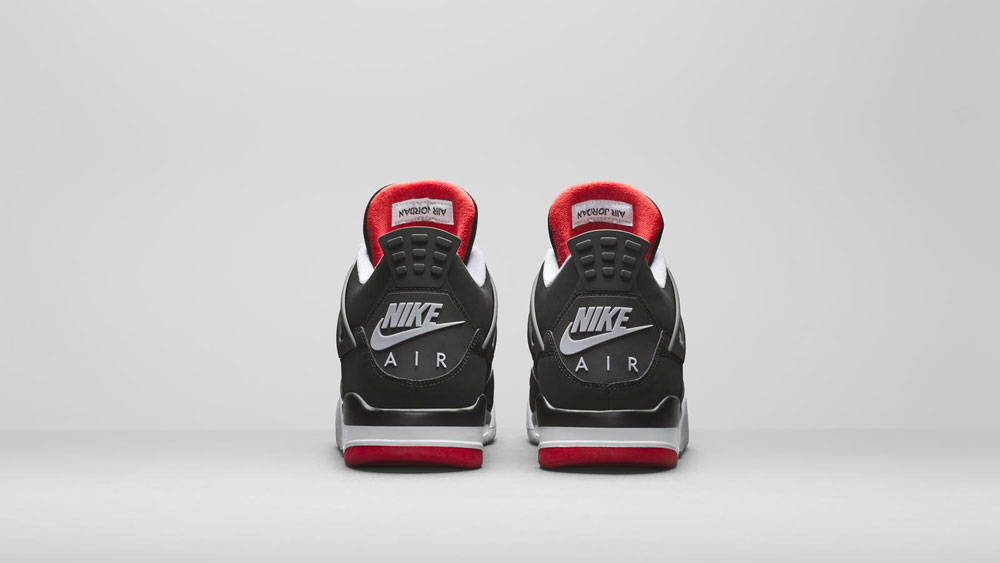 best sneakers 4b36d abf64 Air Jordan 4 Bred