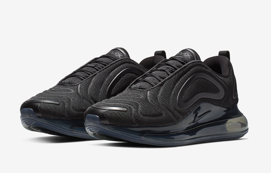 Nike Air Max 720 BlackBlack AO2924 015