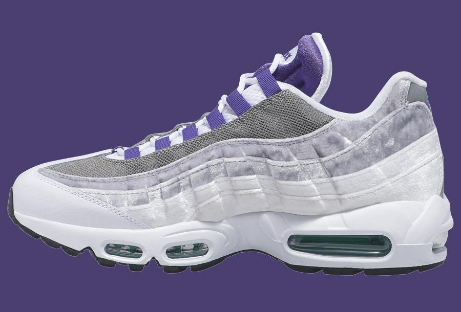 Preview: Nike Air Max 95 LV8 Grape Le Site de la Sneaker