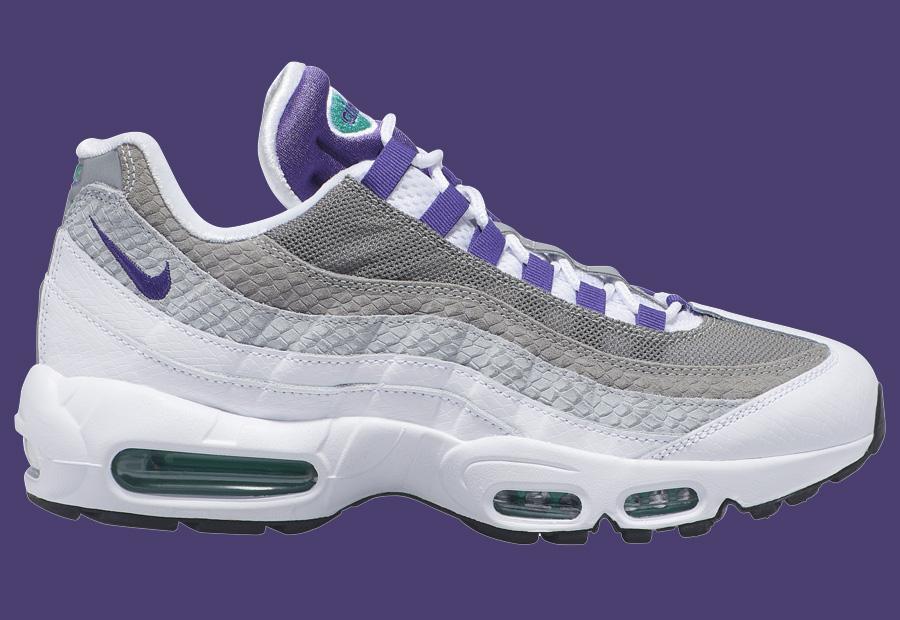 Nike Air Max 95 Grape Retro | Kicks Box