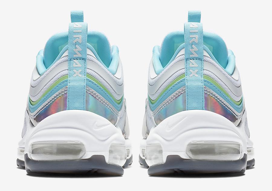 40527eb18ade2 Preview  Nike Air Max 97 Iridescent White Blue - Le Site de la Sneaker