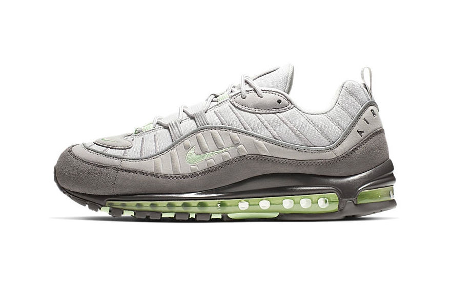 Nike Air Max 98 Fresh Mint Le Site de la Sneaker