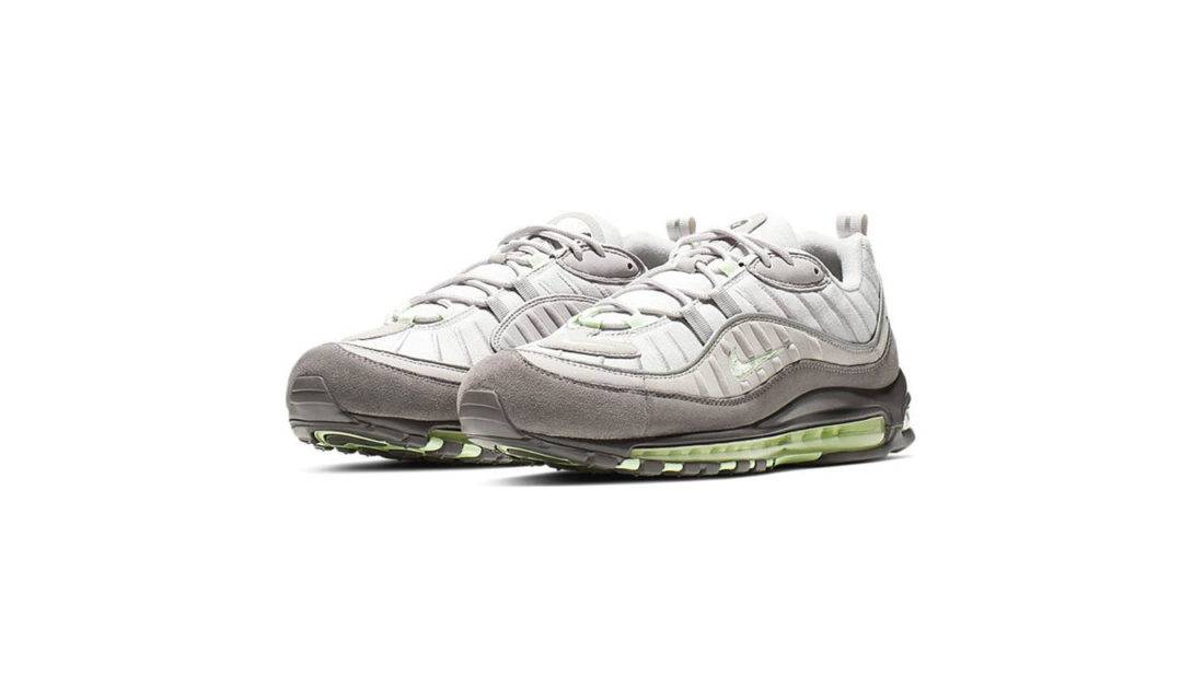 the best attitude 04c3c 4c430 Preview  Nike Air Max 98 Grey Mint