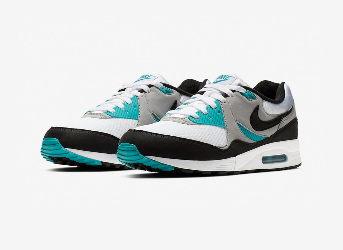 new concept 4f595 954e2 Preview  Nike Air Max Light Teal