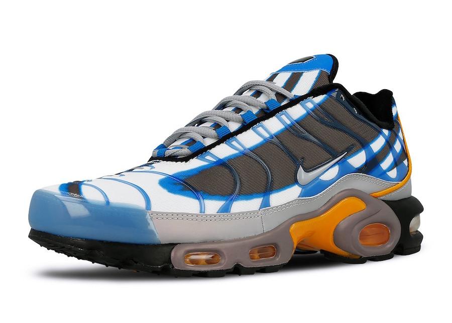 Nike Air Max Plus Premium Photo Blue