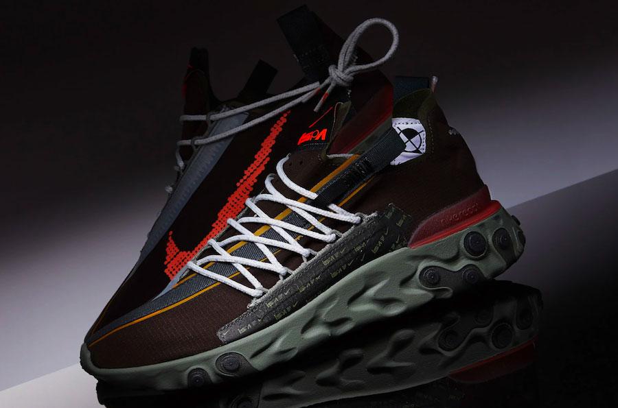 nike sneakers wr ispa