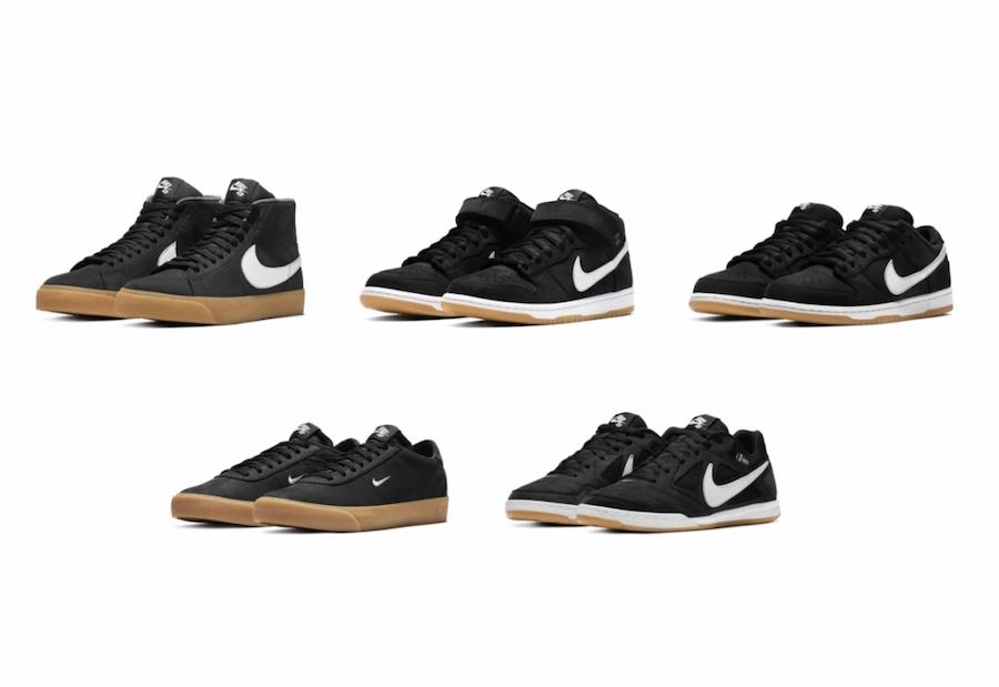 Nike SB Orange Label Collection Le Site de la Sneaker