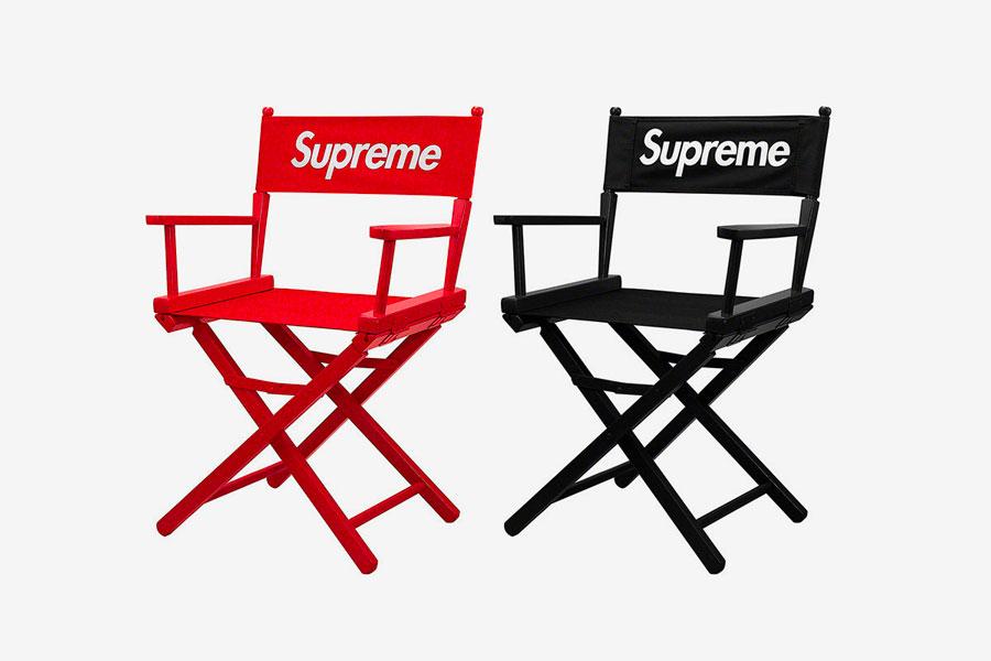 Supreme Accessoires Printemps/Eté 2019