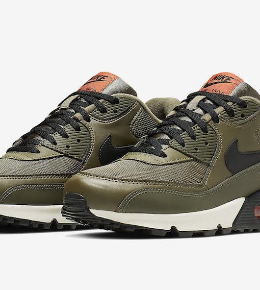 separation shoes 37d40 3c818 Une Nike Air Max 90 façon Undefeated à l horizon