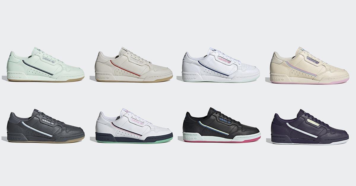 Adidas Adidas Continental Adidas 2019 2019 Printemps 80 Printemps Continental 80 80 Printemps Continental NO8nvm0w