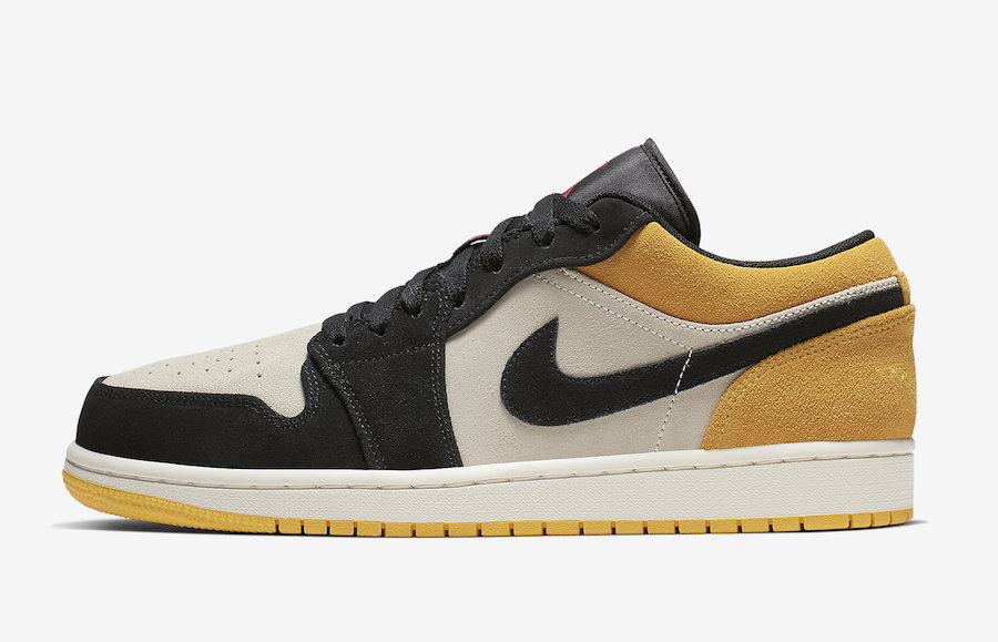 acheter populaire b4336 83c73 Air Jordan 1 Low University Gold - Le Site de la Sneaker