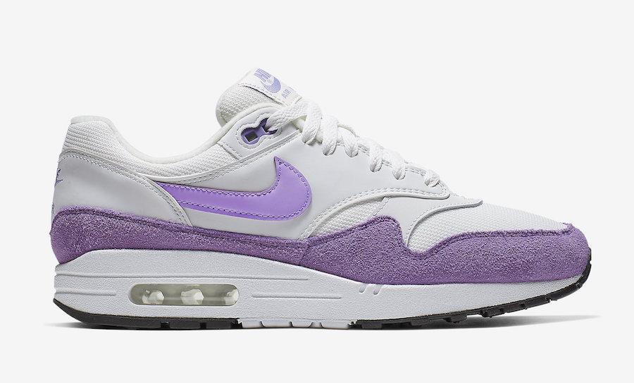 Une Nike Air Max 1 Atomic Violet pour le printemps Le Site