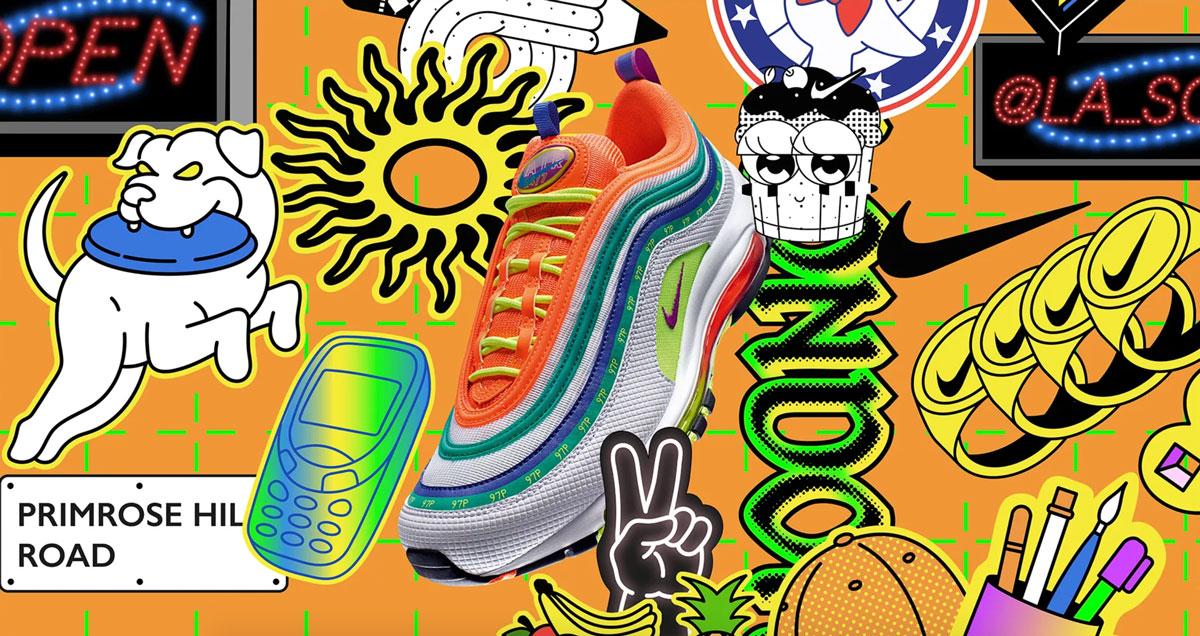 db6eafa1ad Nike Air Max 97 London Summer Of Love - Le Site de la Sneaker