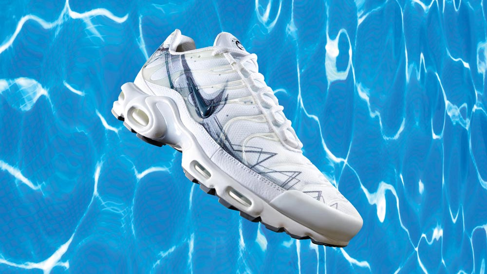 Nike Air Max Plus La Requin White - Le Site de la Sneaker