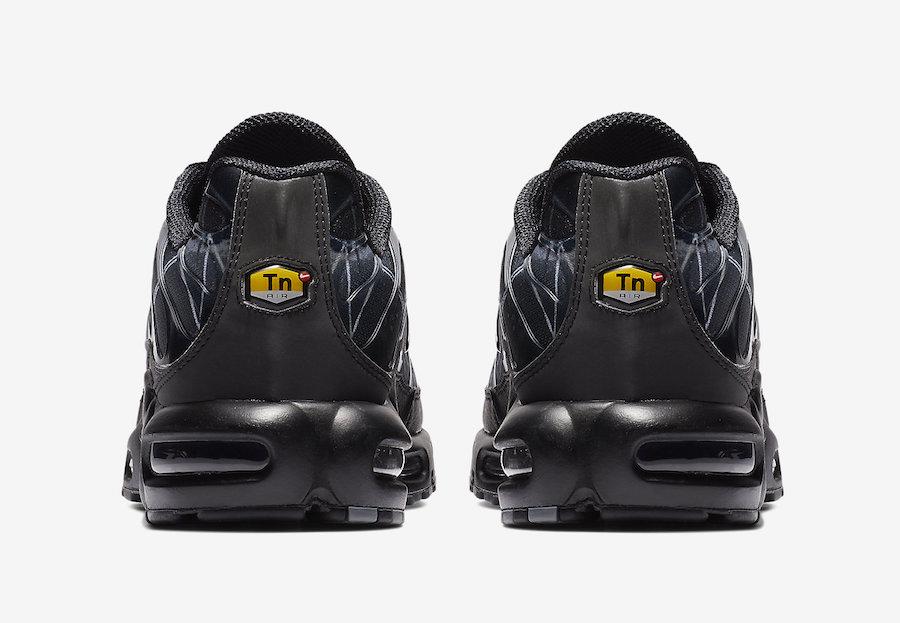 Nike Air Max Plus La Requin Black - Le Site de la Sneaker