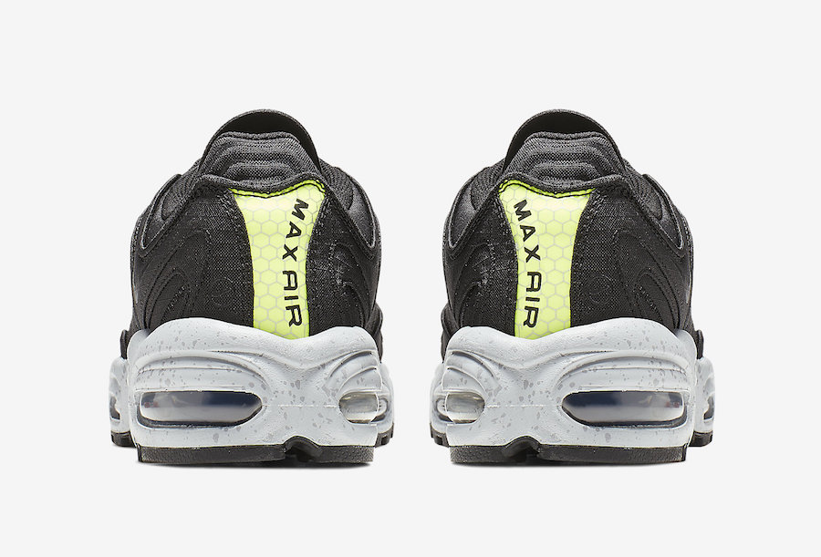 Preview: Nike Air Max Tailwind IV SP Black Wolf Grey Le