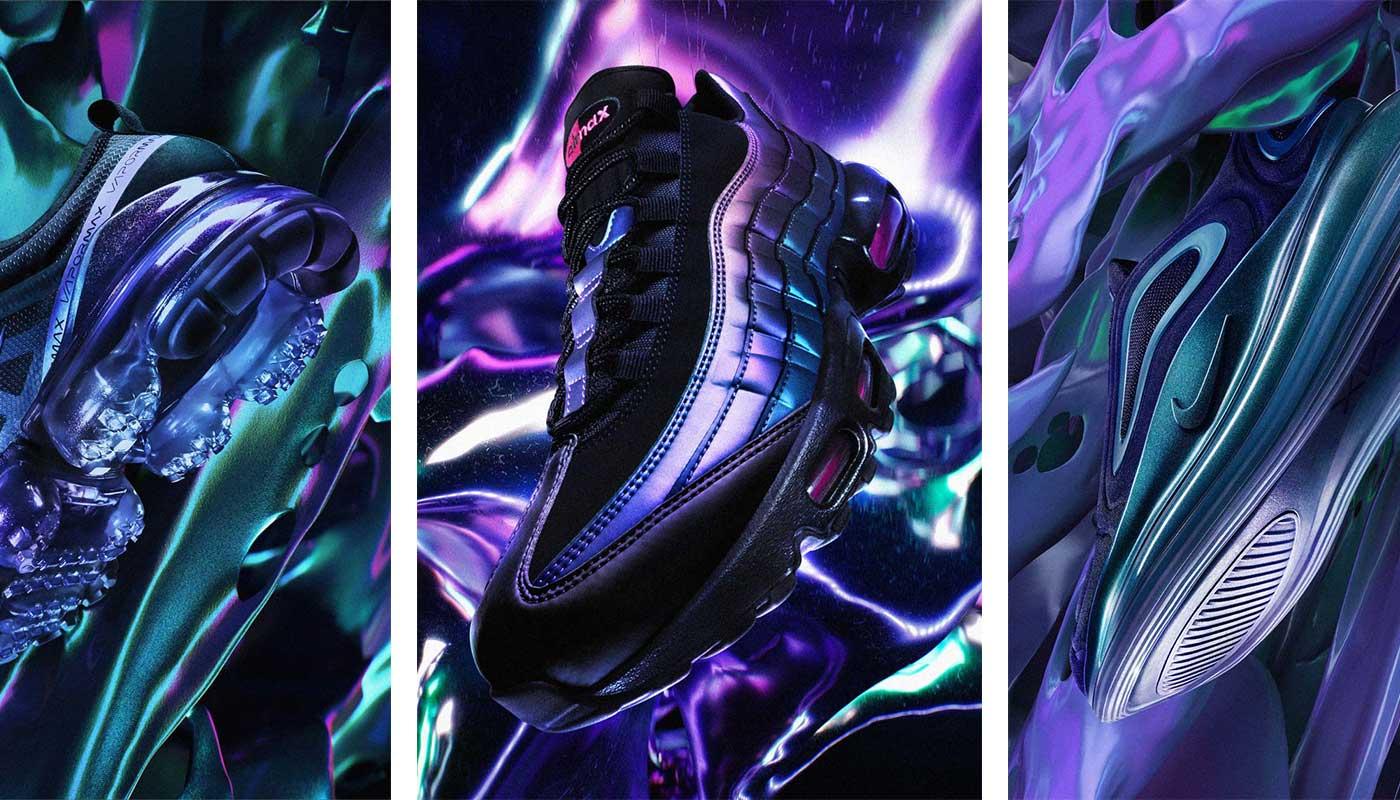 be66f9a0aa9 Nike Air Max Throwback Future Pack - Le Site de la Sneaker