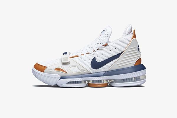 0d4dd09d6ed2 Nike LeBron 16 Medicine Ball - Le Site de la Sneaker