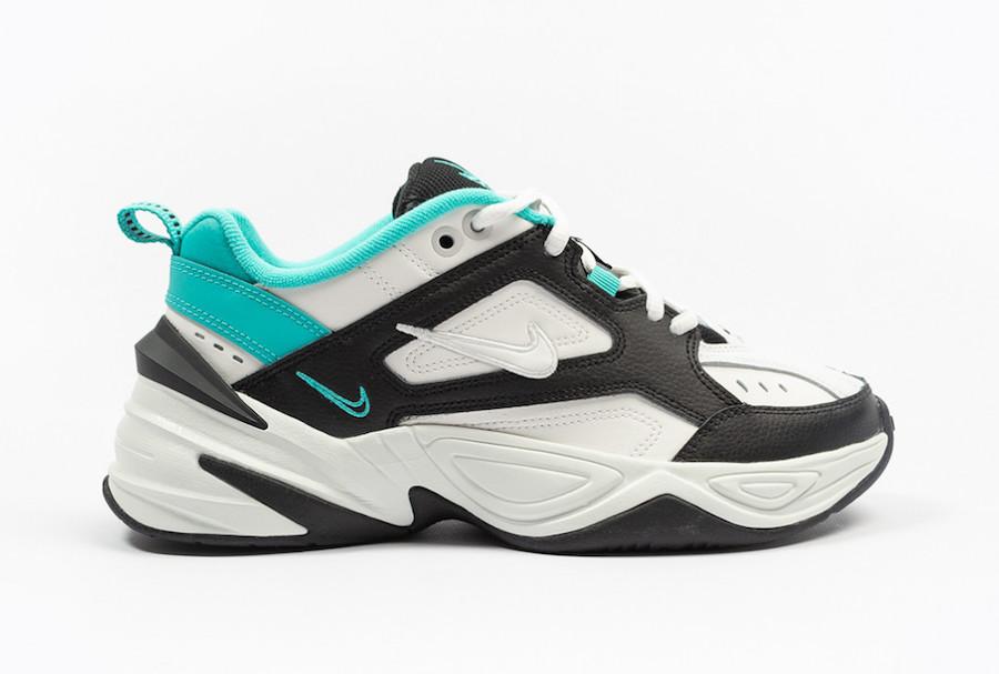 Nike M2K Tekno Hyper Jade