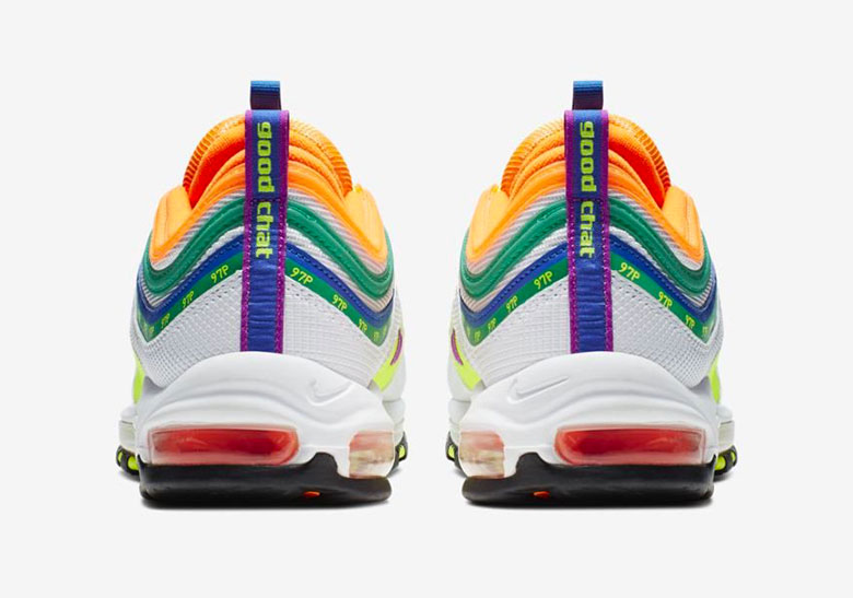 Nike Air Max 97 London Summer Of Love
