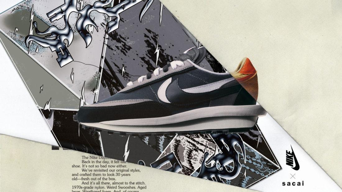 Comment cop les Sacai x Nike LDV Waffle ? Le Site de la