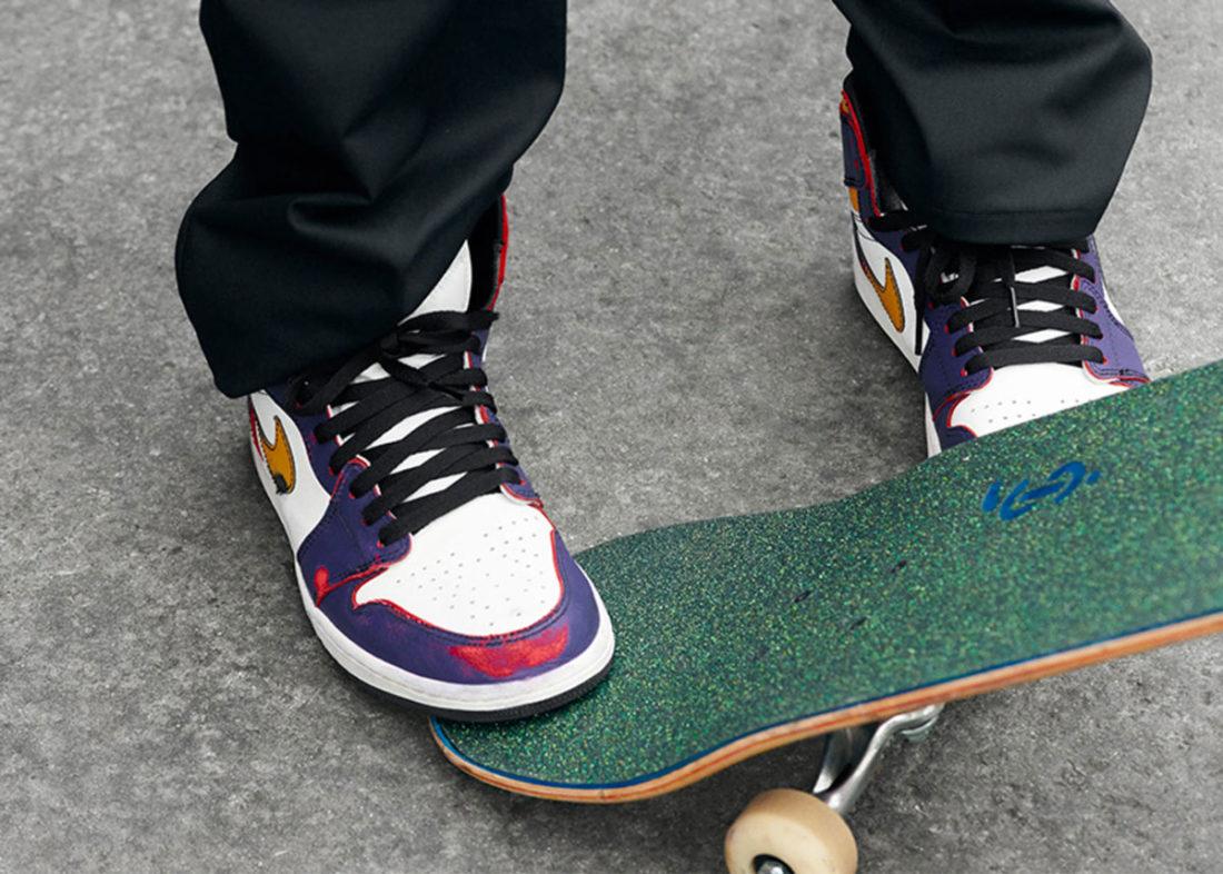 X 1 Court Sb Air Purple Jordan Nike 'lachicago' lJKTF1c