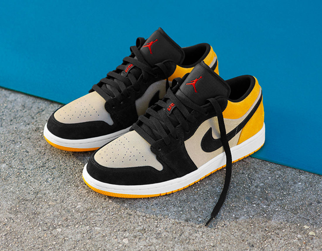 hot sales good selling many styles Air Jordan 1 Low University Gold - Le Site de la Sneaker