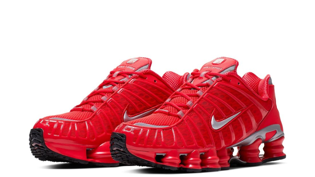 meilleures baskets 58515 f590d Nike Shox TL Total Pack