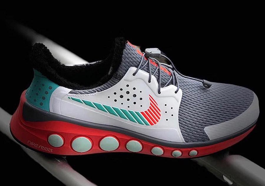 70f49725 Tinker Hatfield dévoile une nouvelle Nike React - Le Site de la Sneaker