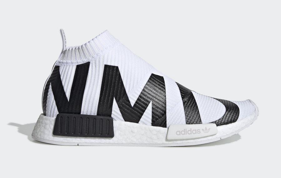 adidas NMD CS1 White