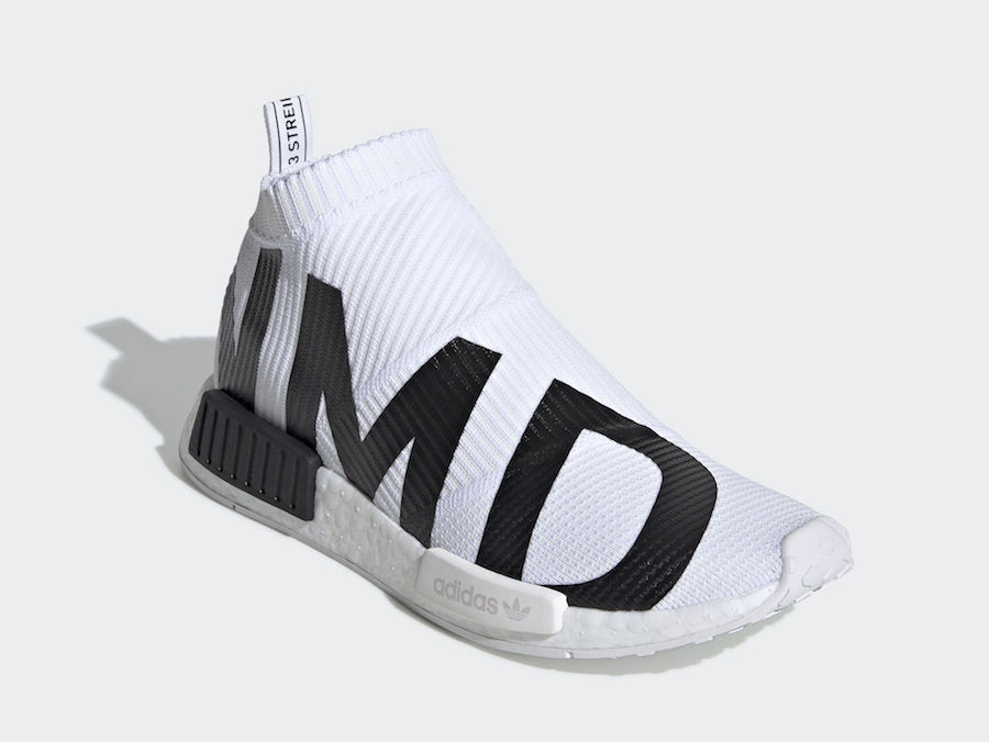 adidas nmd cs1 blanche