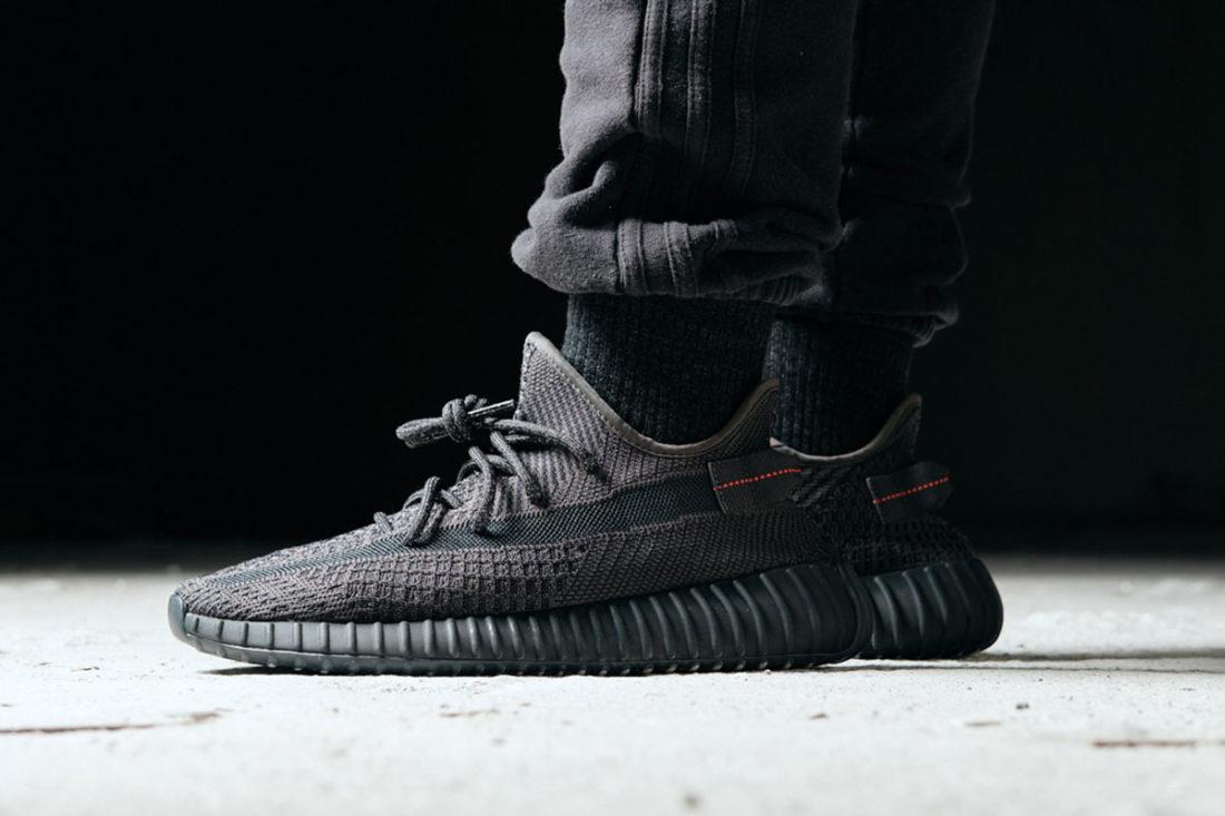 adidas Yeezy Boost 350 V2 Black