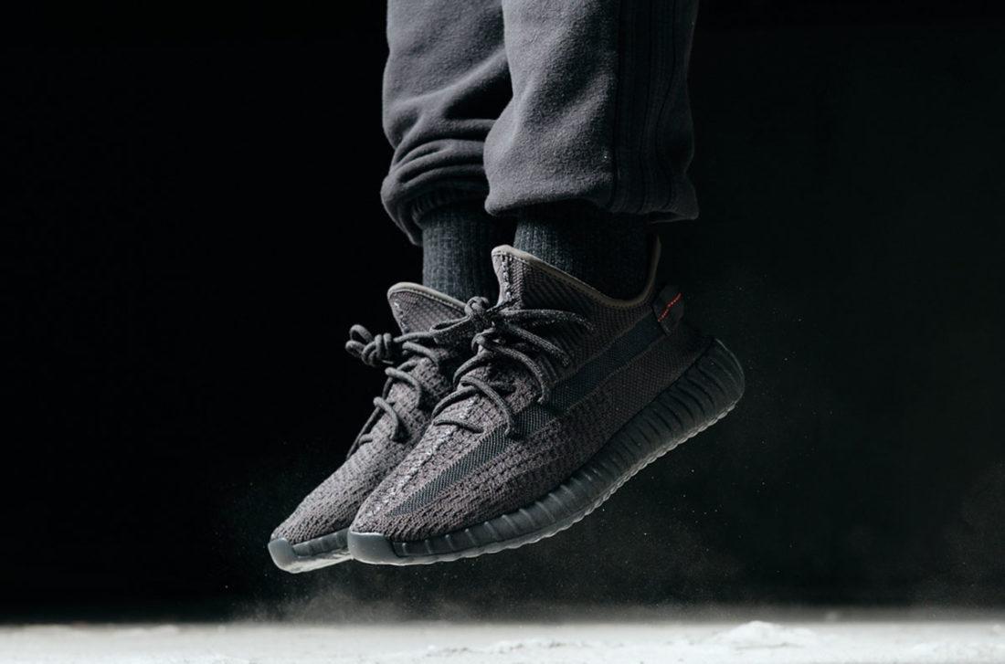 best value 15fdf af22c adidas Yeezy Boost 350 V2 Black