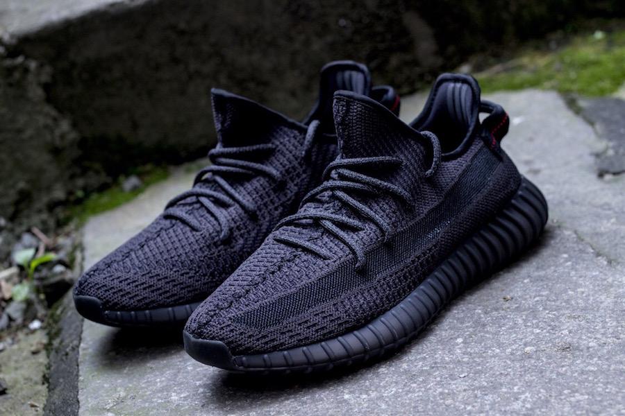 c3dd14de7 adidas yeezy all black adidas Yeezy Boost 350 ...