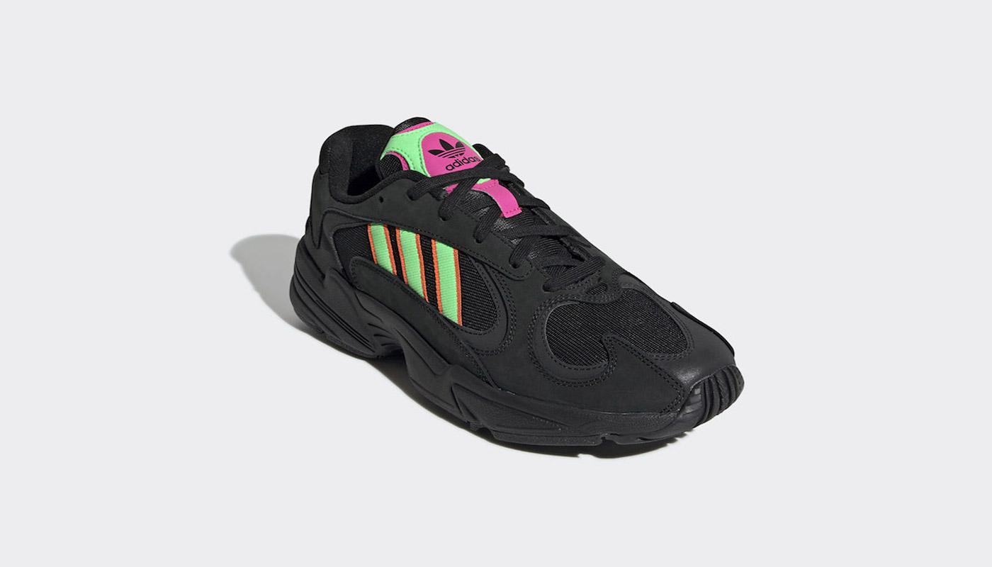 best service look out for new collection Billy's Ent x adidas Yung-1 Tokyo Neon - Le Site de la Sneaker