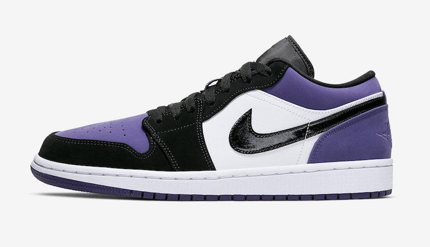 aj1 low purple cee420