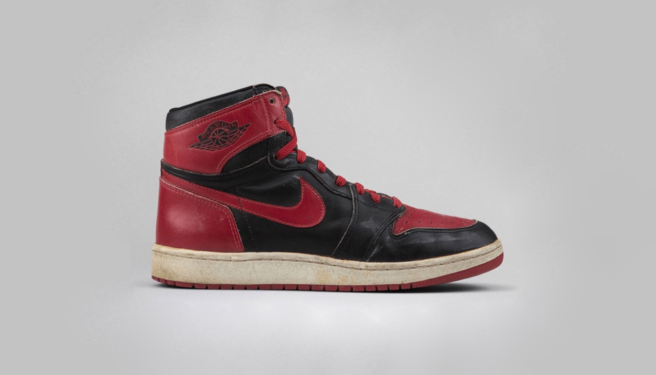 sneakers for cheap 11c07 43eb8 Air Jordan 1 Retro High OG Bred '85'
